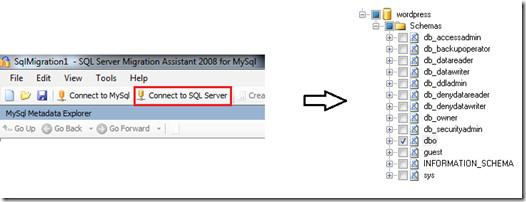 针对MySQL的SQL Server迁移助手!使用方法 - 平凡人生 - 股票 NBA 网络技术 SEO网站优化